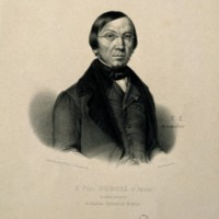 Frédéric Dubois d'Amiens (1797-1873)