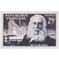 Pierre-Emile Martin (timbre poste 1955)