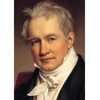 Alexandre de Humboldt  (1769-1859)