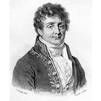 Jean-Baptiste-Joseph Fourier (1768-1830)
