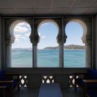 Ancien bâtiment de l'institut Michel Pacha à la Seyne-sur-Mer