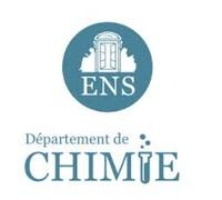 ENS (Paris). Département de chimie