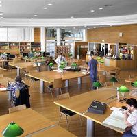 Archives départementales de Haute-Savoie - salle de lecture