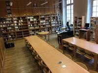 Bibliothèque Cuzin, Université Paris 1 Panthéon-Sorbonne