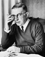 Fonds Jean-Paul Sartre (1905-1980)<br /><br />